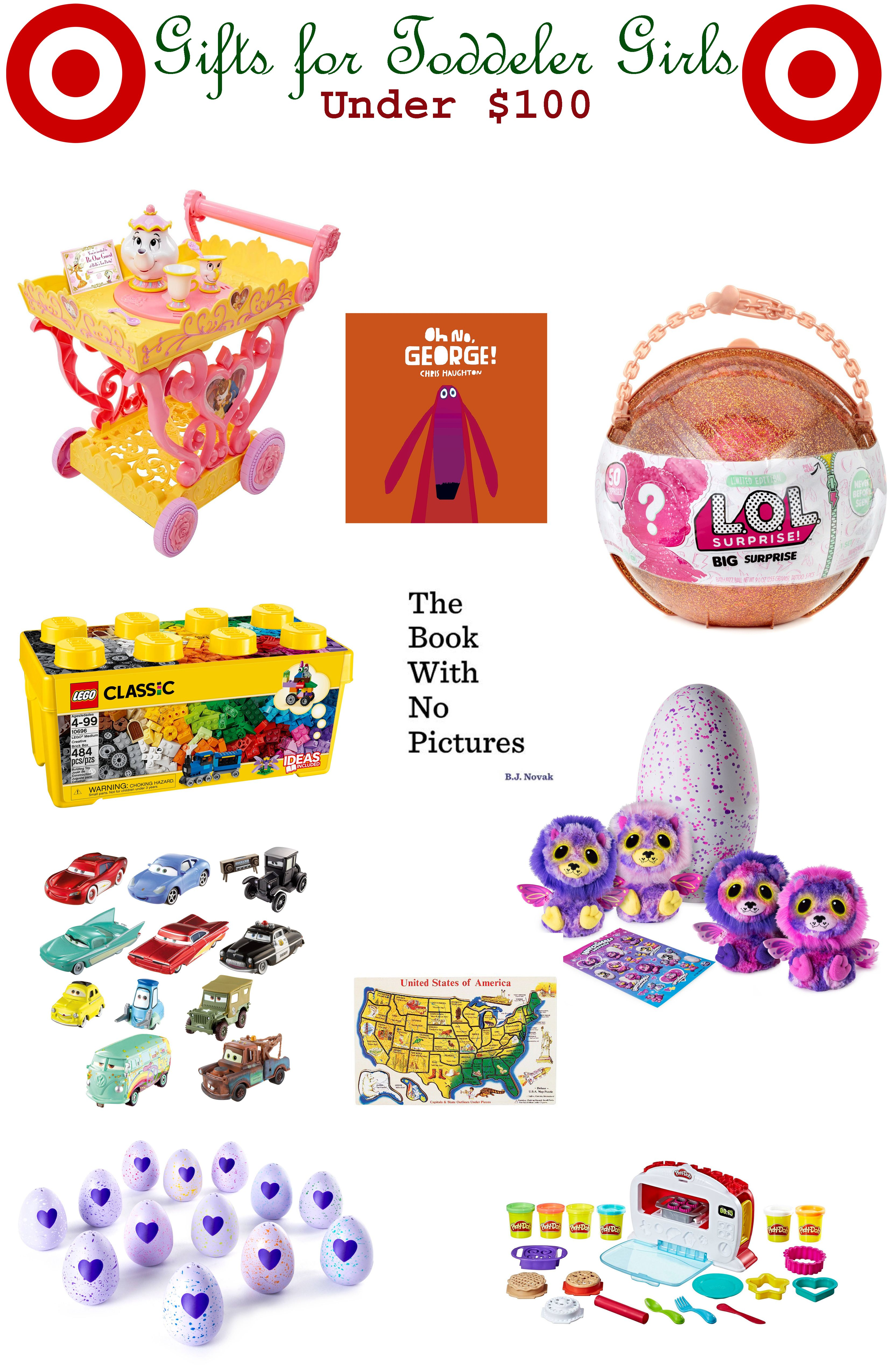 Gift guide for the family under 100 all from target