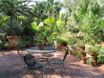 Garden Furniture New Orleans small brick patio designs | 2008-1018-patio-full-redu-008 | dream