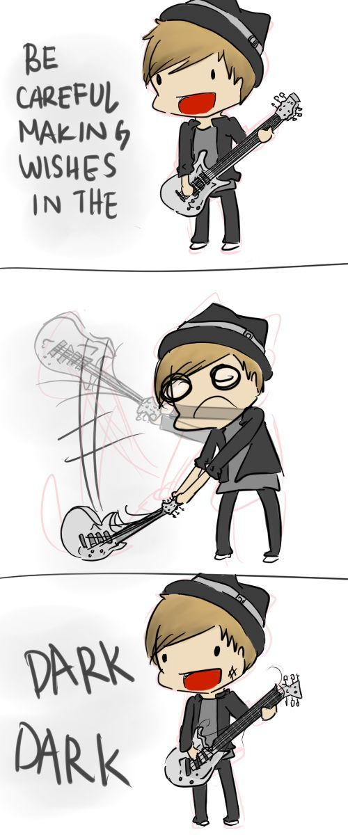 Patrick Stump Drawing Tumblr