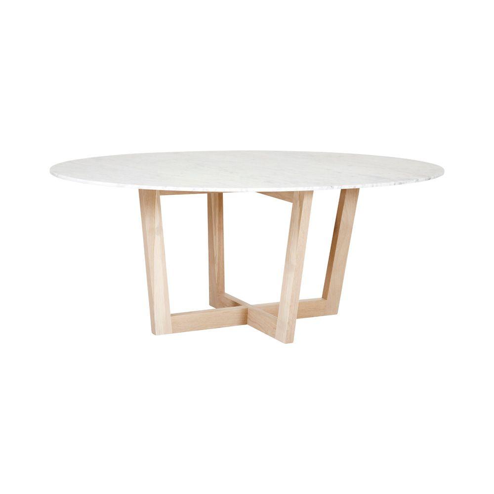 Designer Oval Italian Marble Dining Table Oak Timber Base Oval Table Dining Dining Table Marble Marble Tables Design