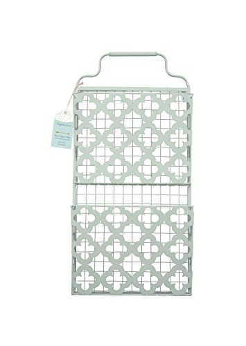 Superbe Two Tier Decorative Metal Wall File, Magazine Rack, Mail Sorter (Mint) Home  Office Collection Http://www.amazon.com/dp/B012879G7K/refu003d ...