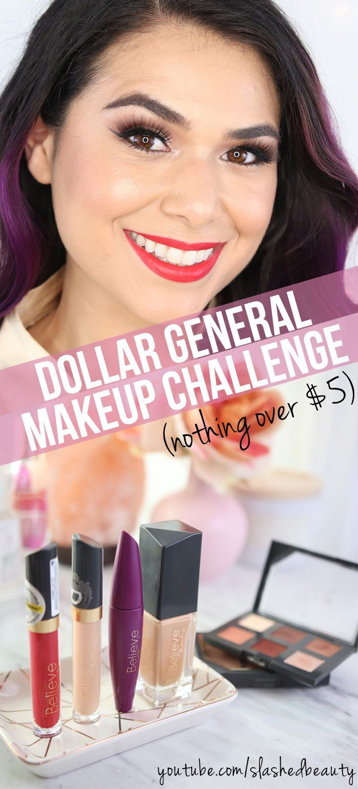 ad Have you seen the new Dollar General makeup brand