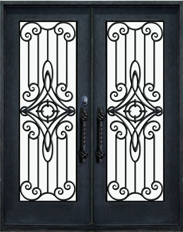 porte d entr e en fer forg porte en fer porte en acier design menuiseries du