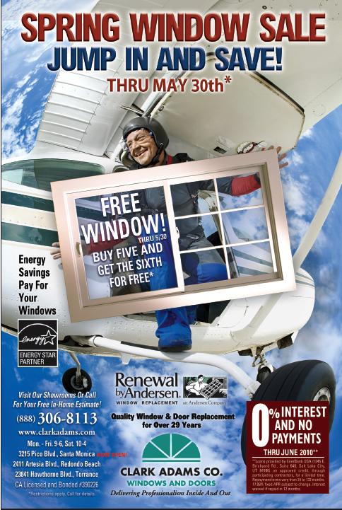 Windows And Doors Spring Window Sale