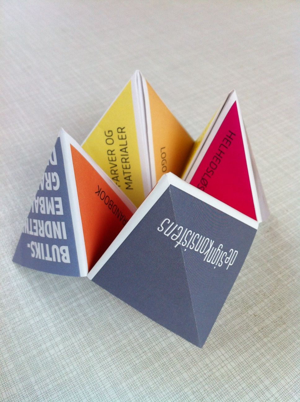 Creative business card from designKONSISTENS - a part of a bigger ...