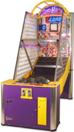 Super Hoops Basketball Arcade Machine From Benchmark Games Arcade Arcade Basketball Basketball Arcade Games