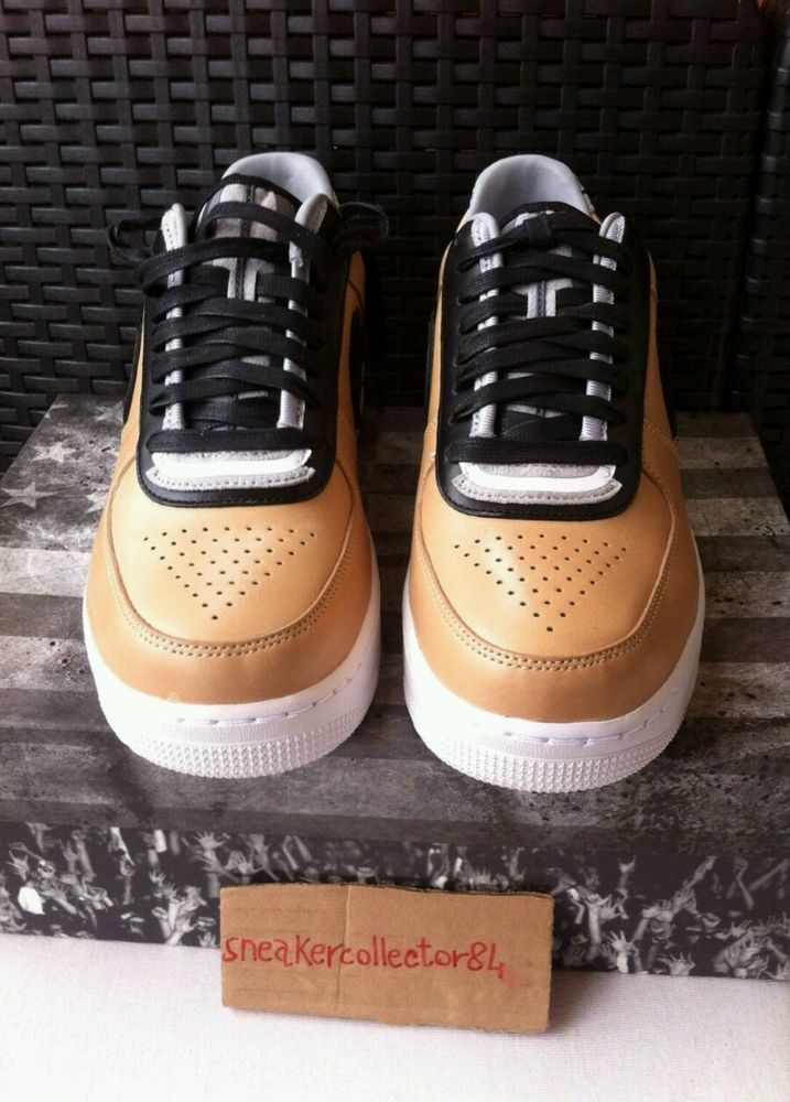 Nike Af1 Air Force 1 Ds Tisci Low Beige Vachetta Givenchy Sneakers