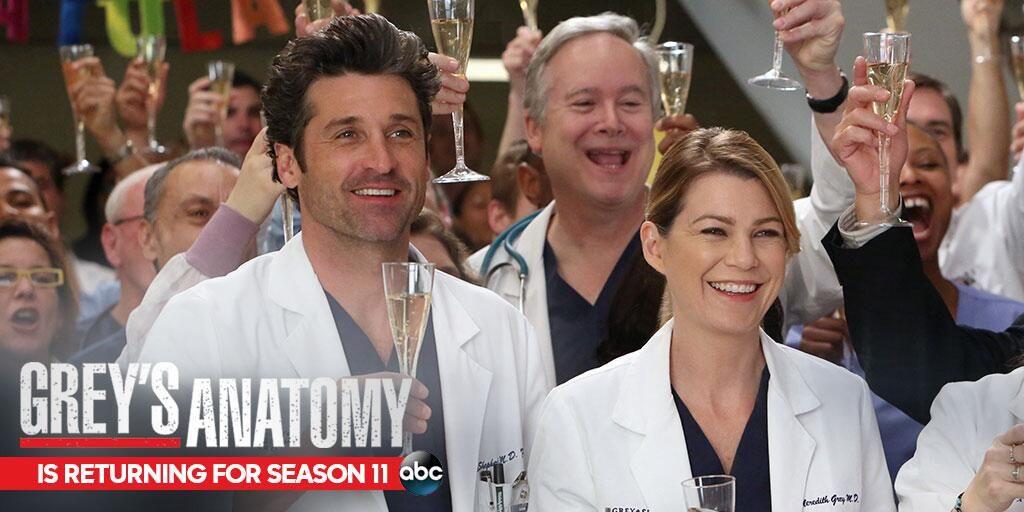 Greys Anatomy on