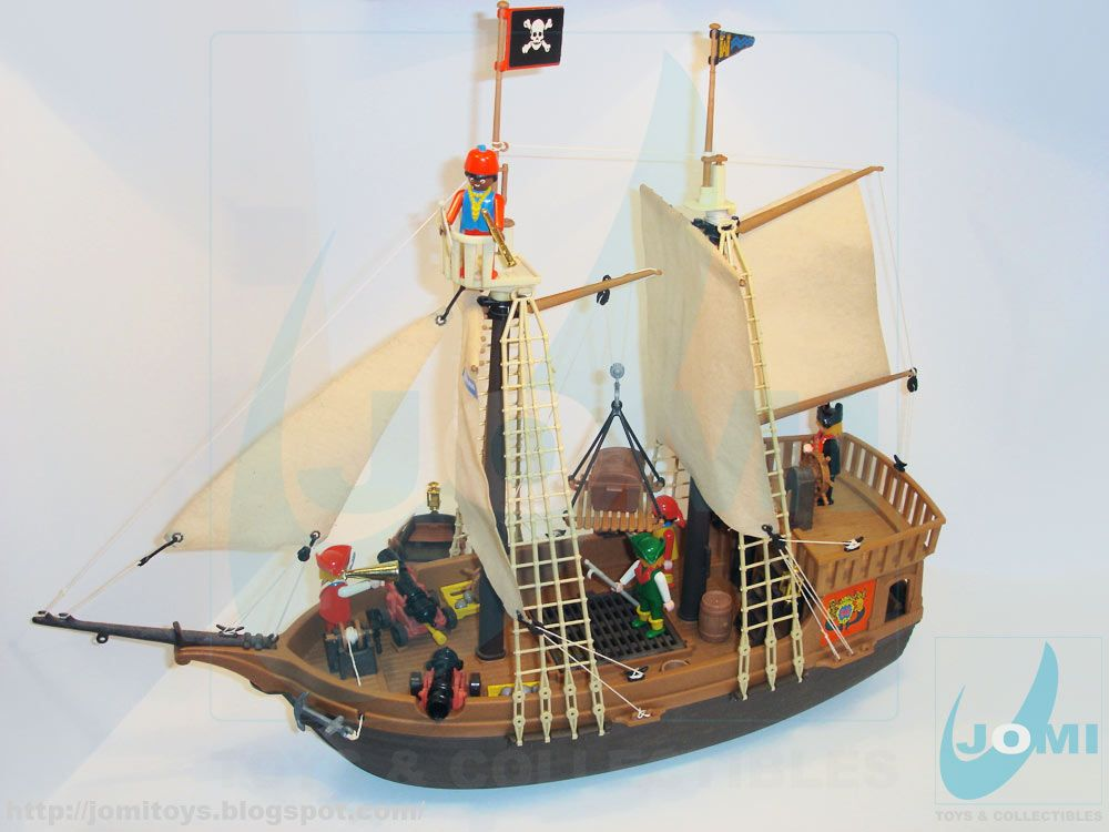 i loved this playmobil pirate ship growing up when i. Black Bedroom Furniture Sets. Home Design Ideas