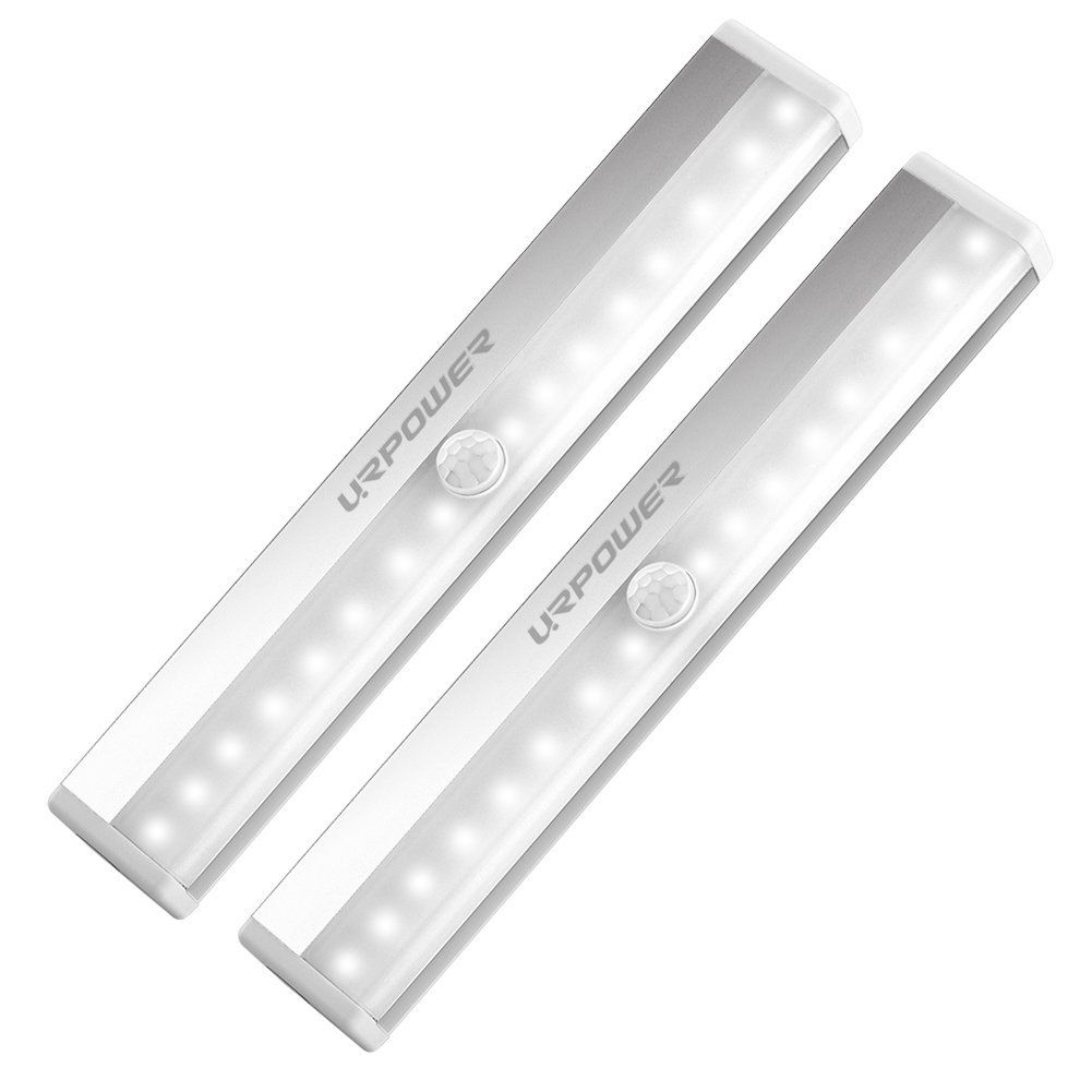 Amazonsmile Urpower Motion Sensor Light 16 Led Stick On Anywhere