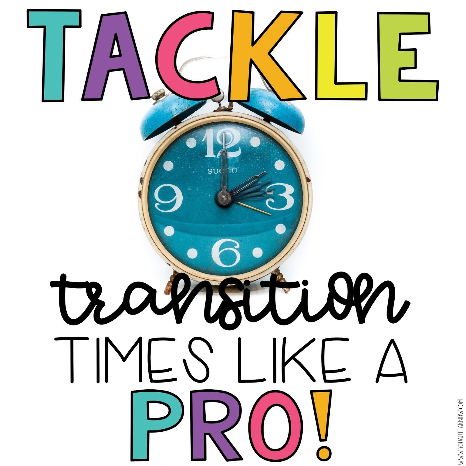 Tackle Transition Times Like A Pro