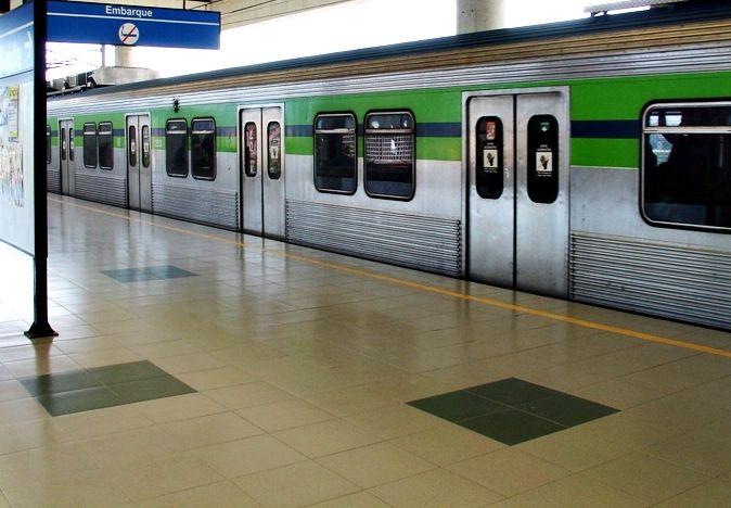 """""""Metrô(Subway) do Recife"""". #Recife. Estado de Pernambuco, Brasil."""