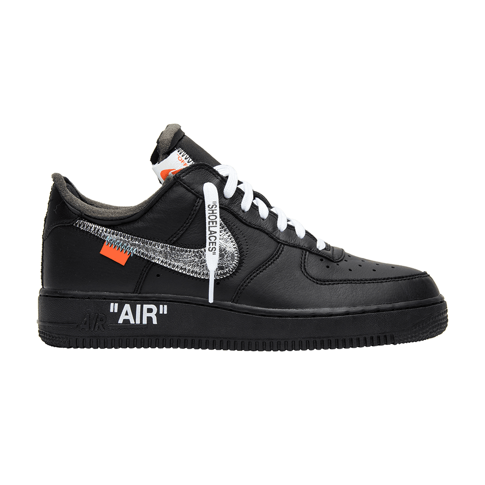 best sneakers d0b14 5328f OFF-WHITE x Air Force 1 Low '07 'MoMA' | Sneakers in 2019 ...