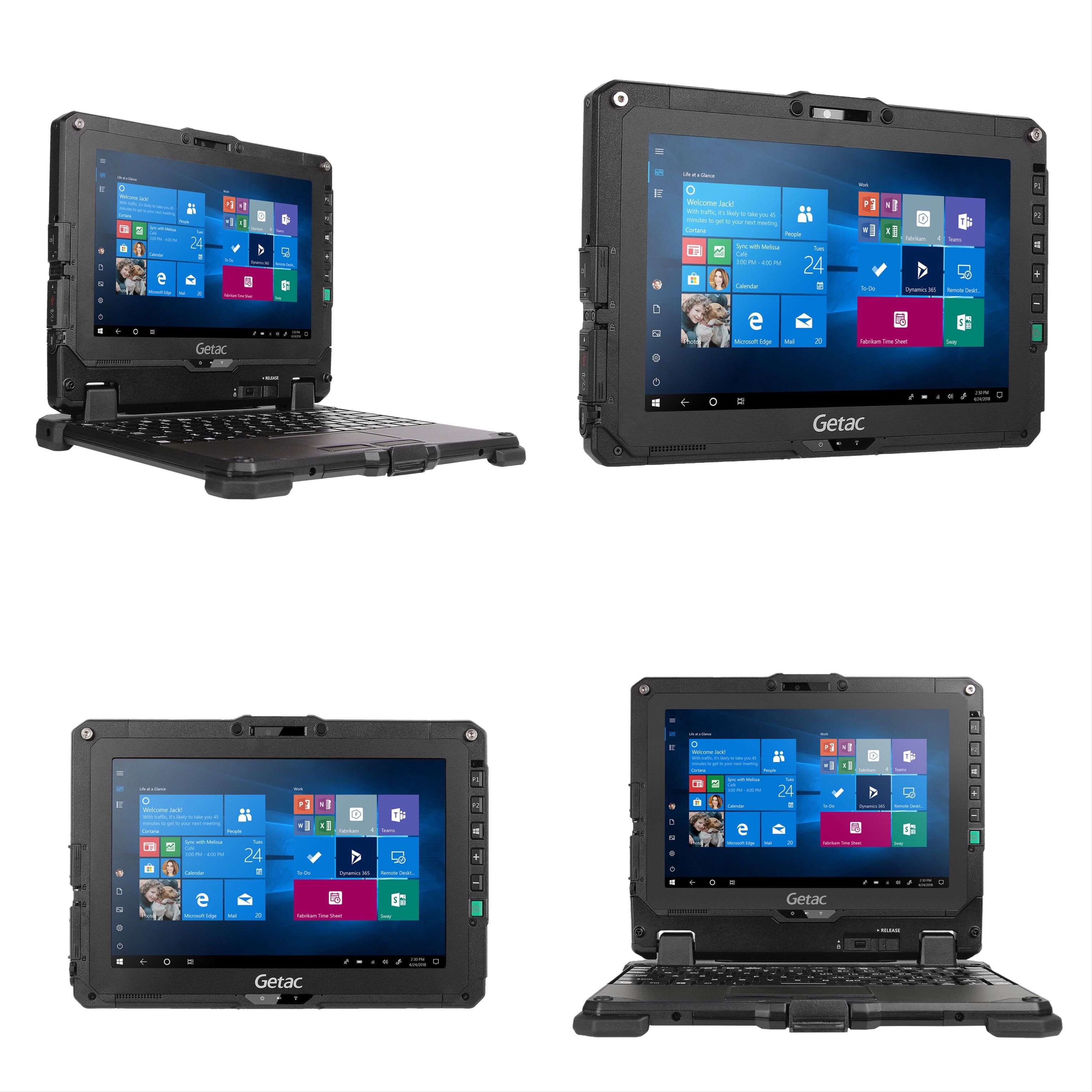 Getac Ux10 Fully Rugged 10 1 Tablet Keyboard Optional Rugged Tablet Tablet Keyboard Tablet