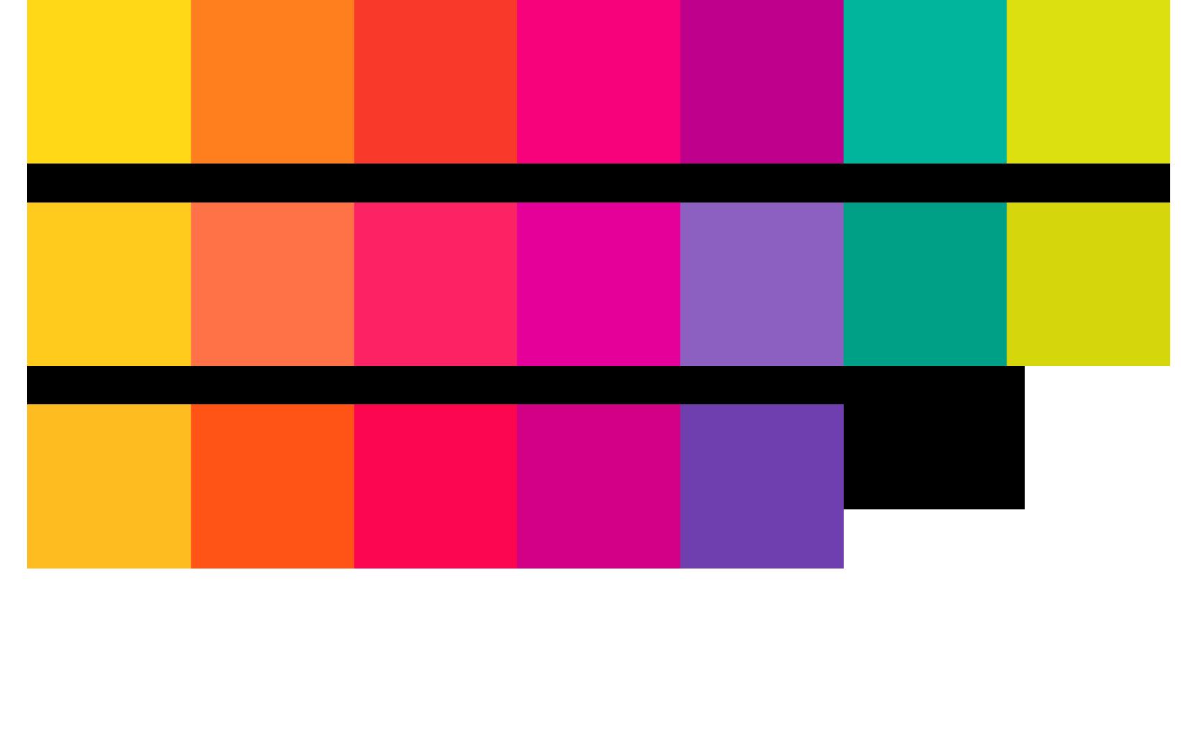 fluor kleuren  Google zoeken  fluo  Kleuren