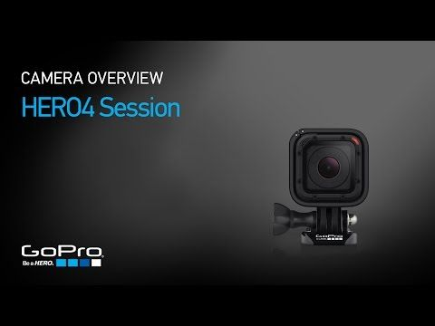 GoPro HERO4 Session Waterproof Camera   Gopro, Newest
