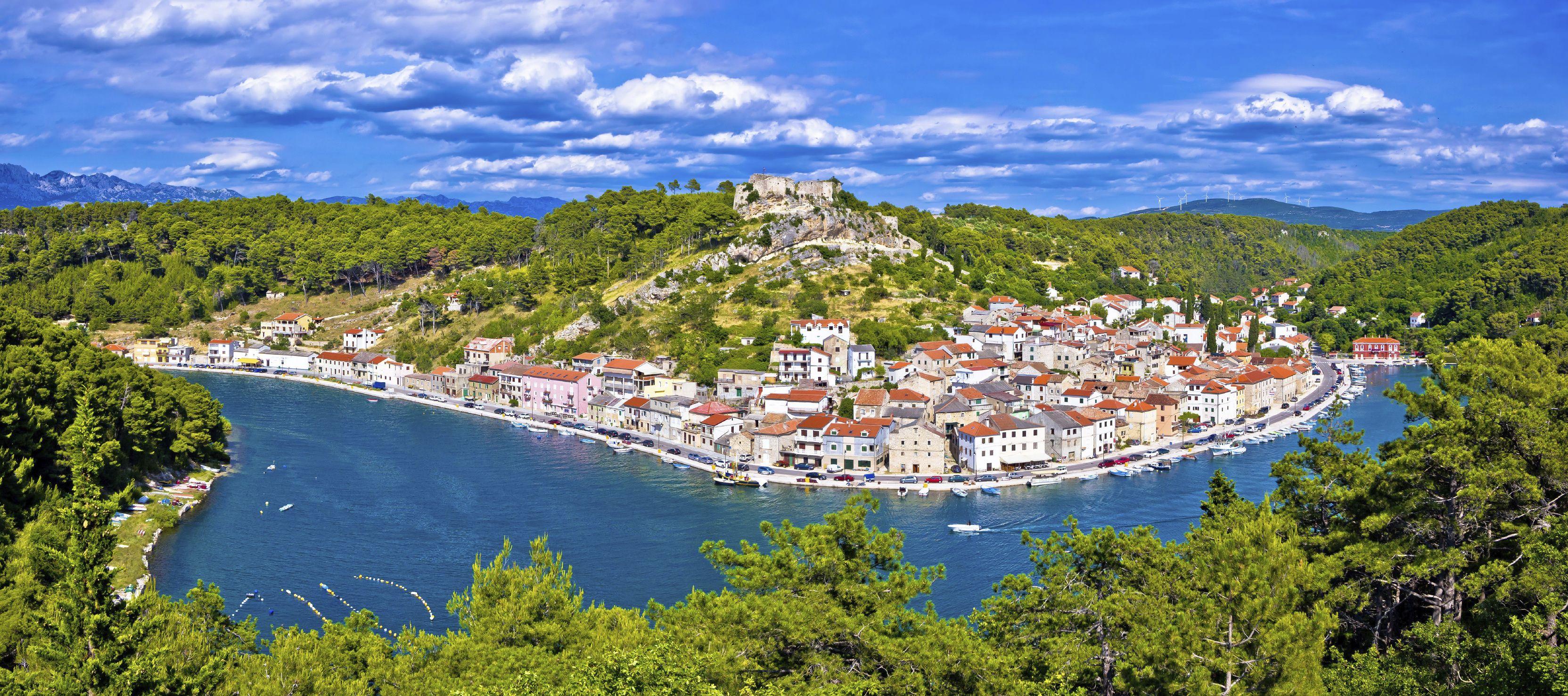 Exklusive Auszeit an Kroatiens Mittelmeerküste: 4 Tage im 4-Sterne Hotel mit…