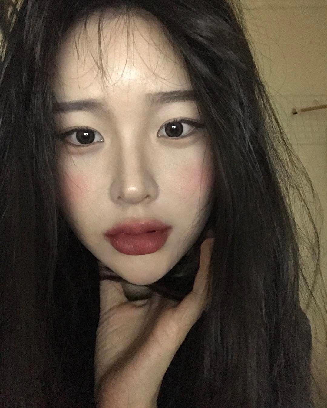 Ulzzang makeup | Kbeauty #EyeMakeupSilver