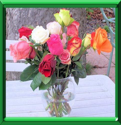 SUPER astuce pour coupe fleurs jardin et autre specifique par fleurs ...