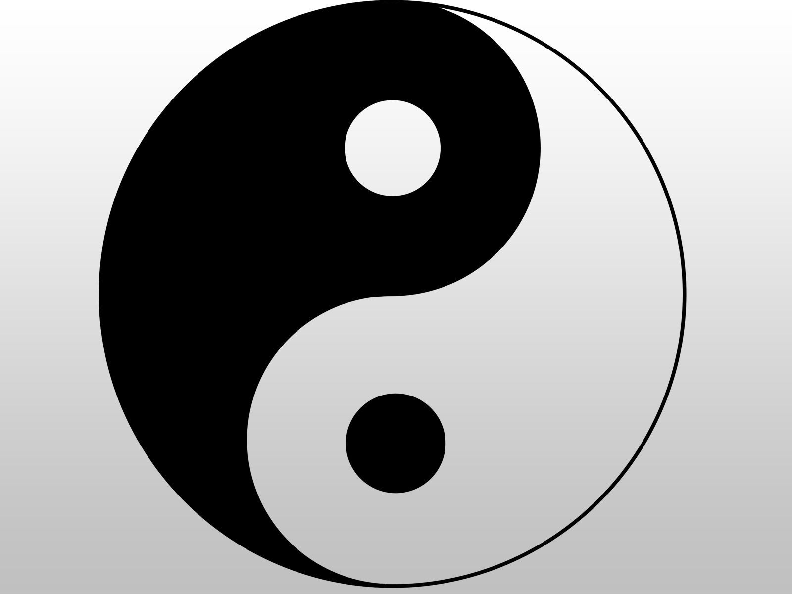 yin yang hd desktop wallpaper : fullscreen 1920×1080 yin and yang