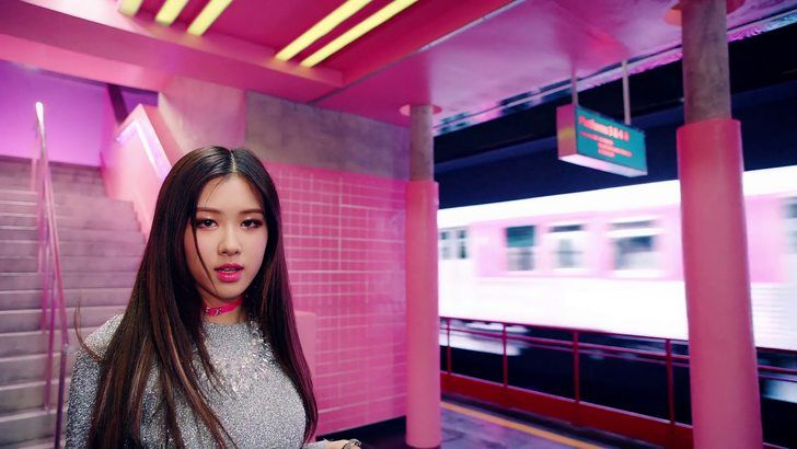 Rose Park Chae Young Blackpink As If Its Your Last Hd Wallpaper