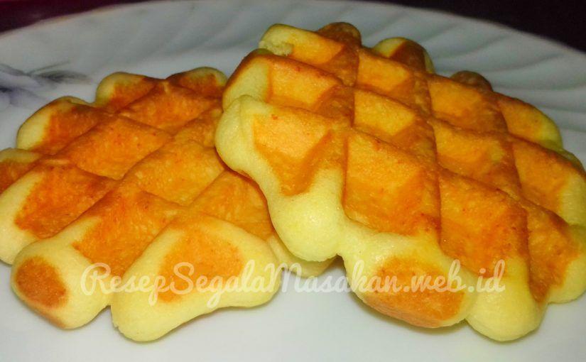 Cara Membuat Resep Kue Wafel Santan Lembut Dan Empuk Resep Kue Sarapan Resep Makanan