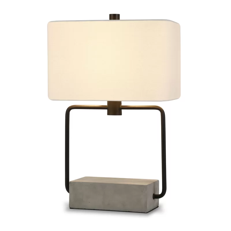 Holden 24 Table Lamp Reviews Joss Main Grey Table Lamps Lamp Contemporary Table Lamps