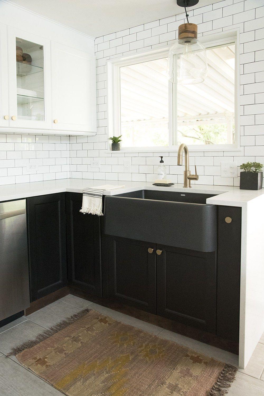 Tuxedo Kitchen Get The Look Room For Tuesday Blog Kitchen Design Best Kitchen Designs Interior Design Kitchen