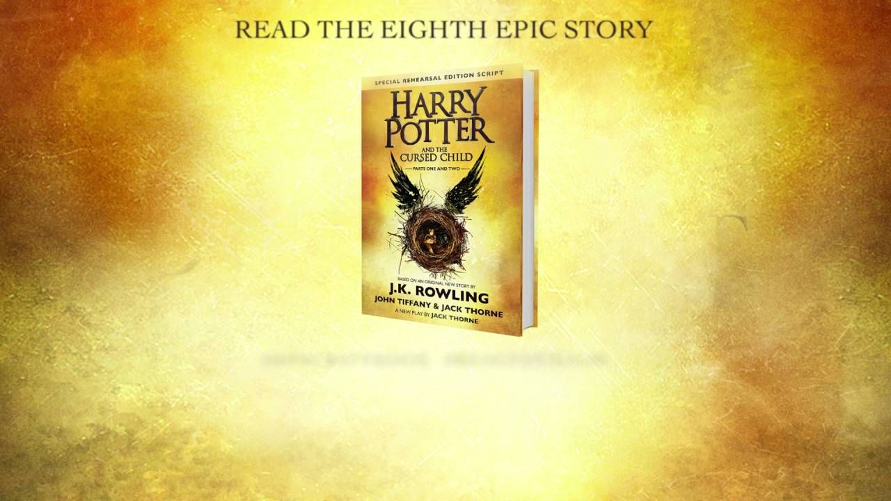 Harry Potter And The Cursed Child Kidlit Tv Cursed Child Harry Potter Cursed Child Harry Potter