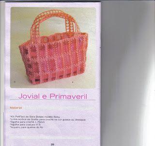Nina Atelier: PAP of pet bottle and crochet pouches