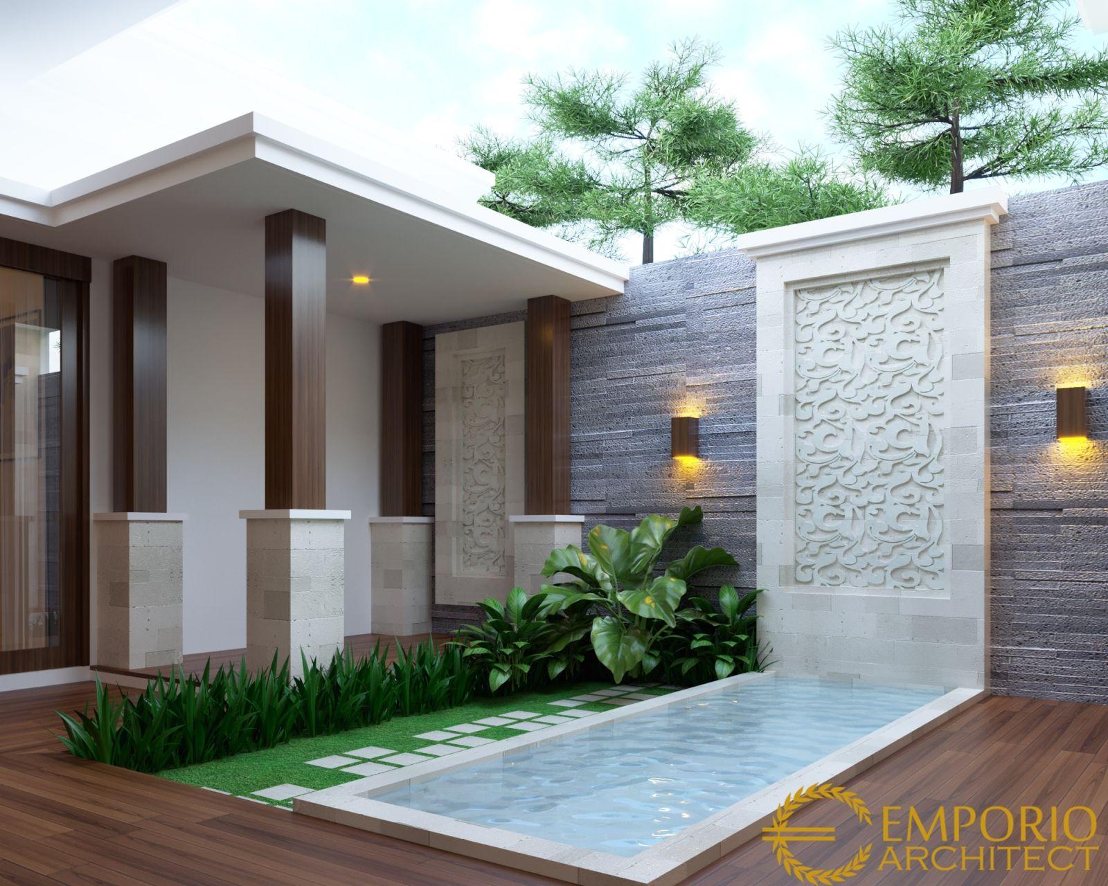 Jasa Arsitek Malang Desain Rumah Ibu Pongky Desain Rumah Minimalis Desain Teras Desain Rumah