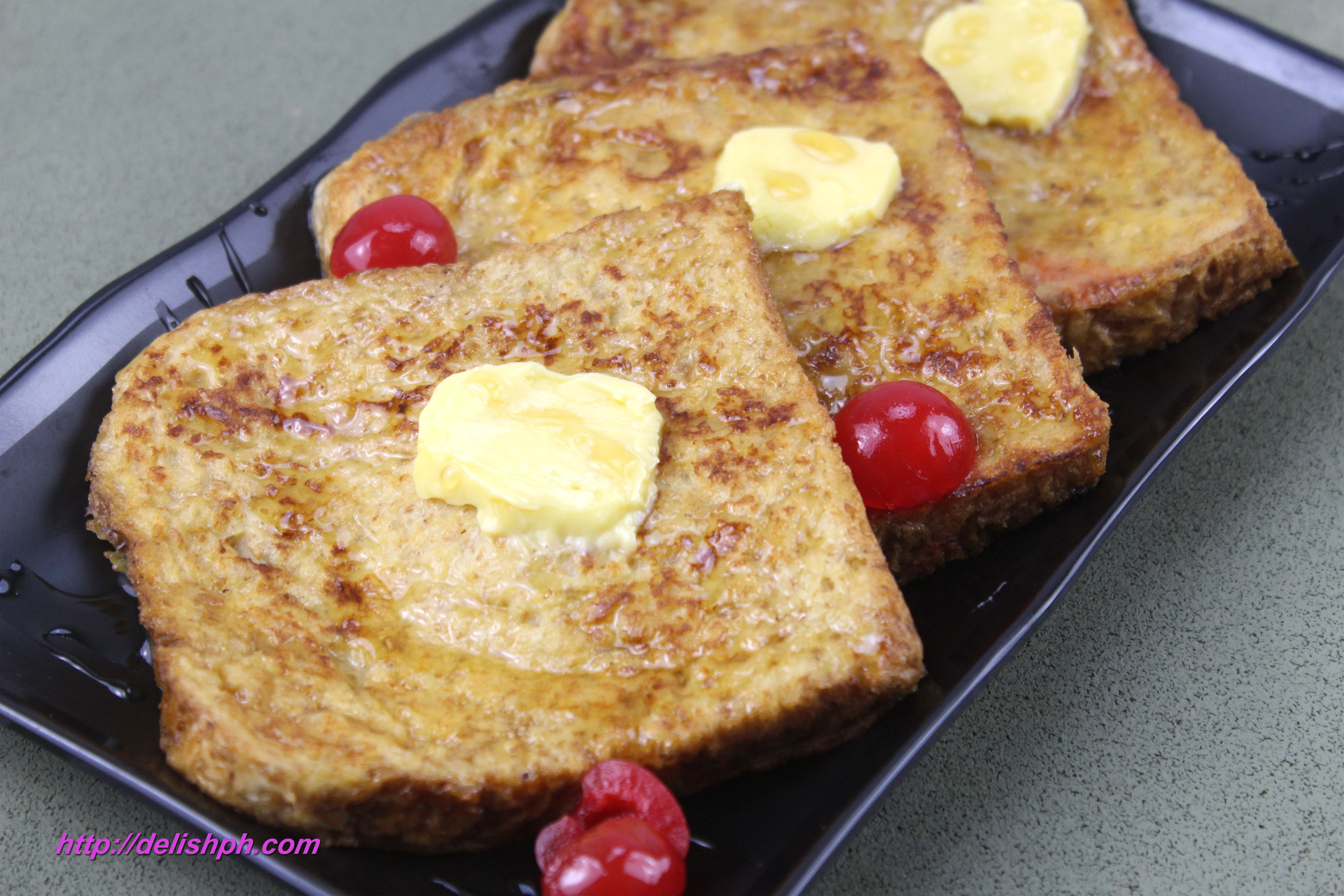 French toast httpdelishphfrench toast httpsyoutube turning them into a delicious french toast will make your breakfast one of a kind you dont have to go out and order a french toast if you know how to make forumfinder Images
