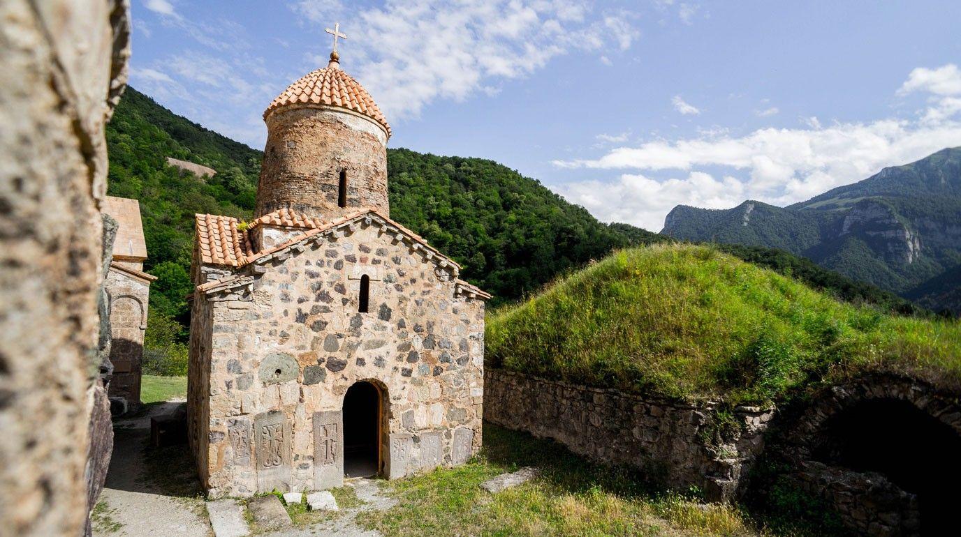 Dadivank. Phoenix Tour invites you to explore the best destinations, journeys and experiences for Armenia, South Caucasus & Iran.