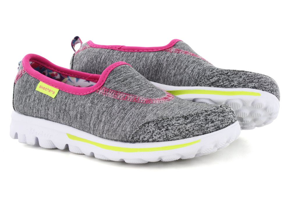 girls skechers go walk