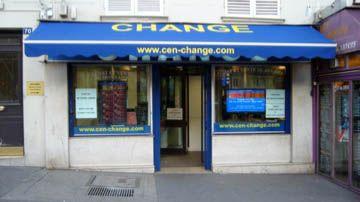 cen change bureau de change a paris