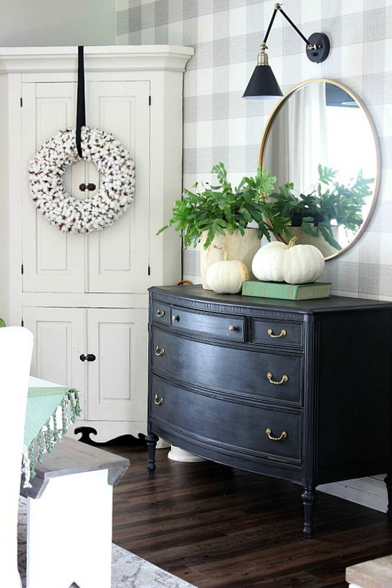 30 Ways Your Home Make Comfy With Round Mirrors   Bedroom ...