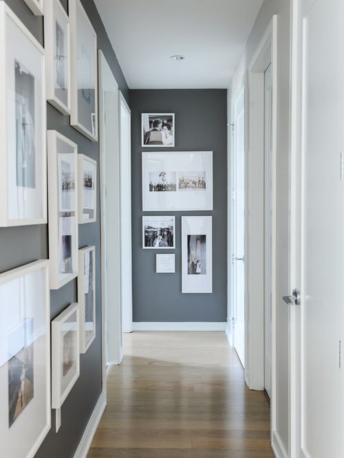 Frames Hallway How Gallery Walls Are Like Cats And Why Your Home Probably Needs One Small Decorating