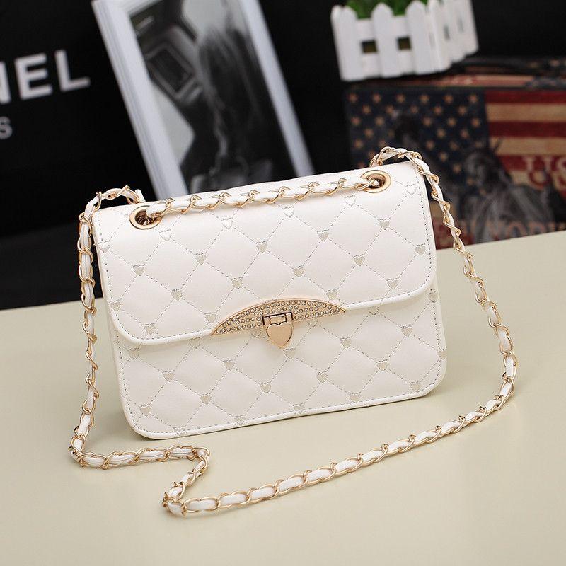 Cheap women message crossbody bags female black diamonds designer handbags  brand shop online pu leather women bags DF489  bag  handbags  shoulderbags  ... 8b10625f95d13