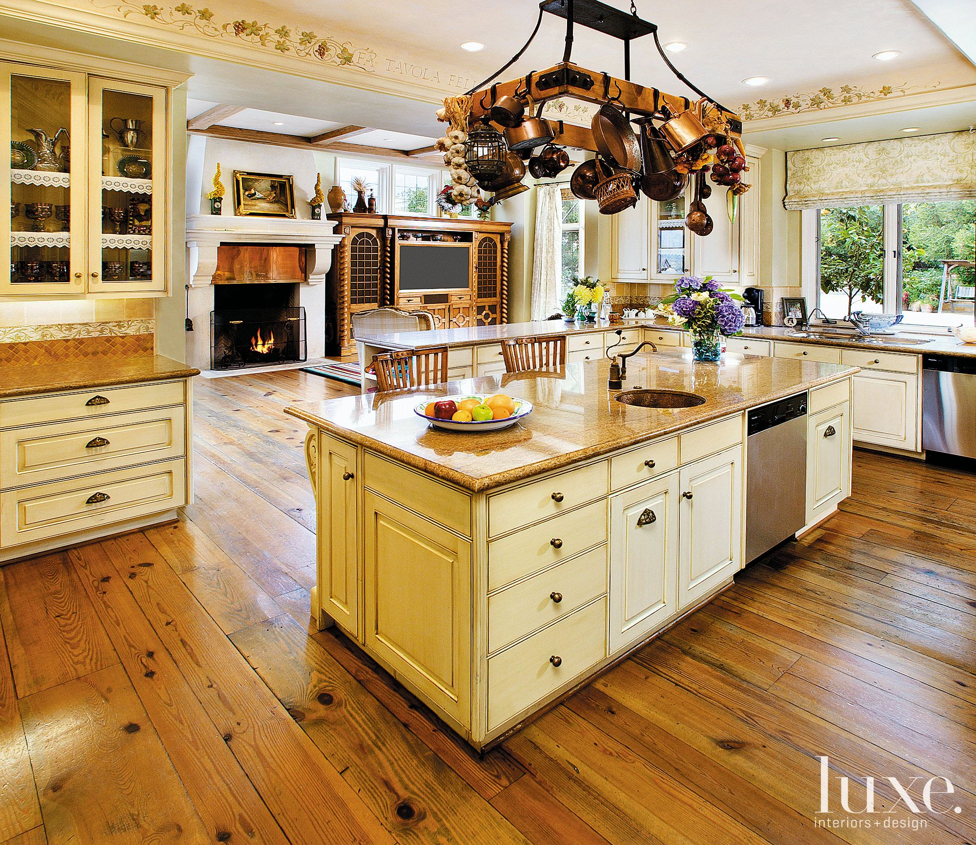 Amazing #Country Style #Kitchen!