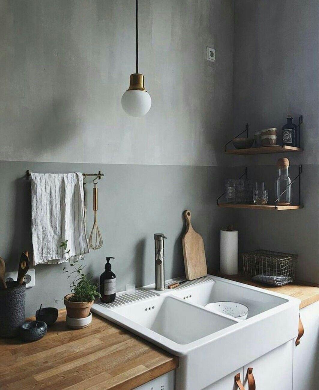 Pin by Clarissa Shearer on kitchen Minimalism interior
