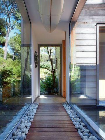 Ramatuelle en terrasse Chemins, Le jardin et Bois