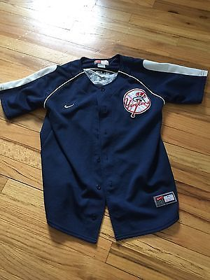 factory authentic 1f48e f9856 Nike Team NEW YORK YANKEES DEREK JETER 2 Genuine Merchandise ...