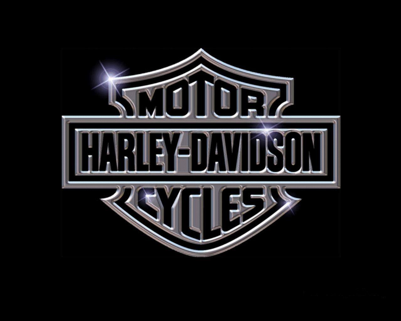 Харлей дэвидсон эмблема фото