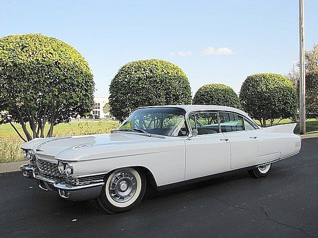 Pin On Classic Cadillacs