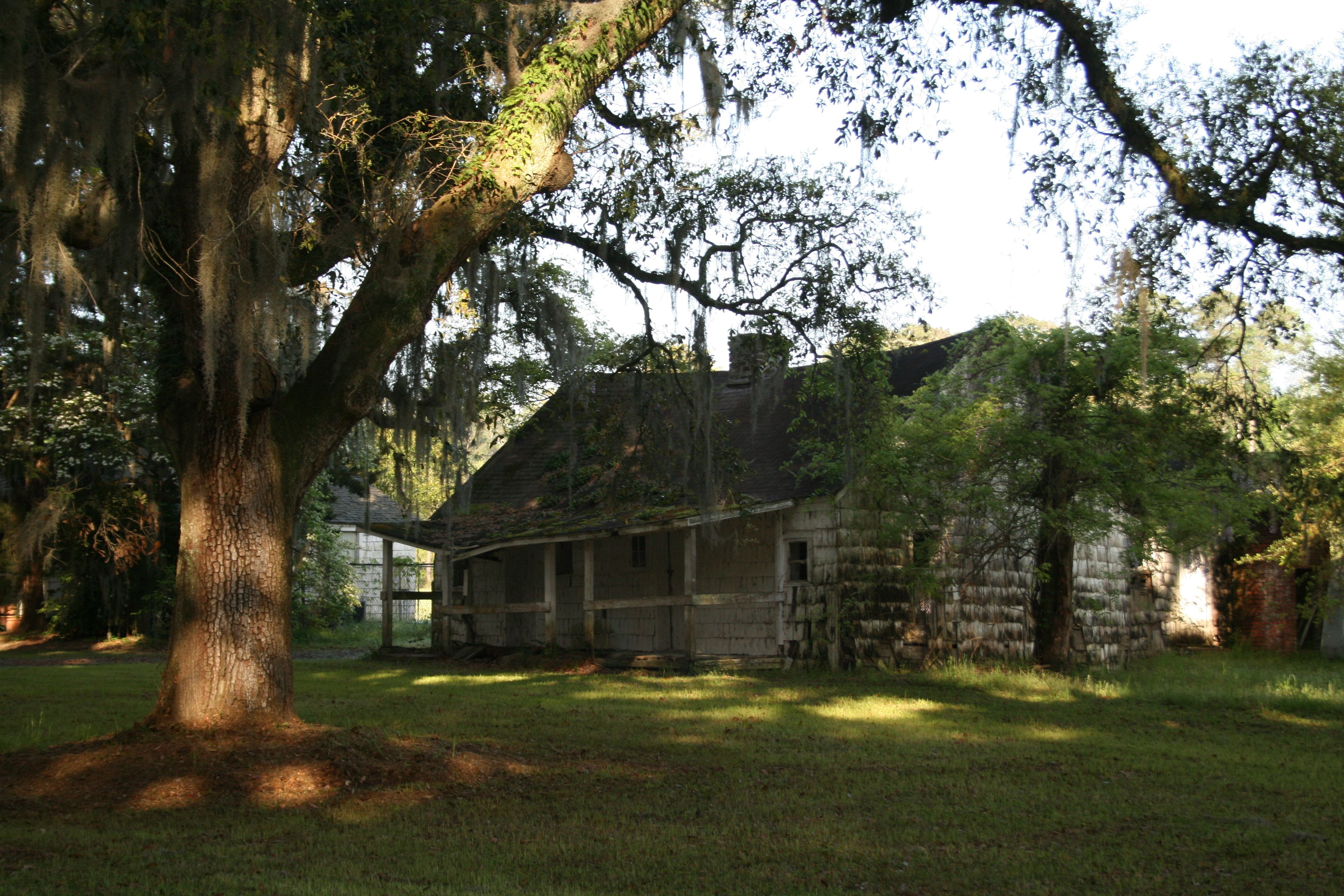 Mansfield Plantation Slave House Georgetown, SC ...