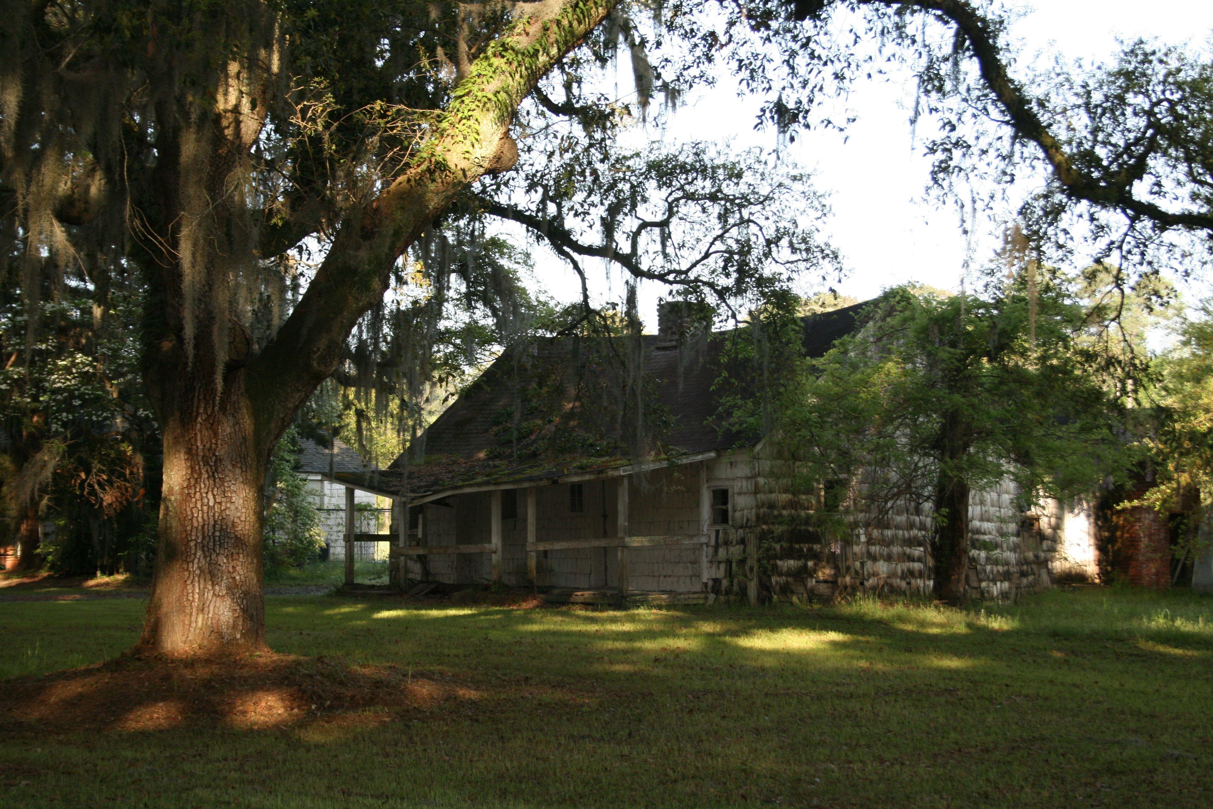 Mansfield Plantation Slave House Georgetown, SC ...
