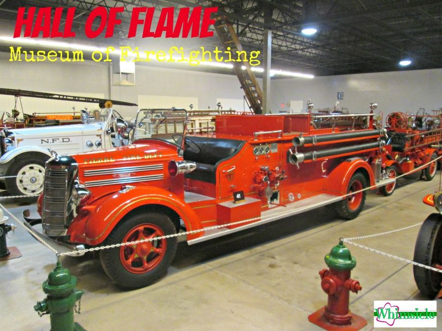 Hall of Flame in Phoenix, AZ (With images) Family