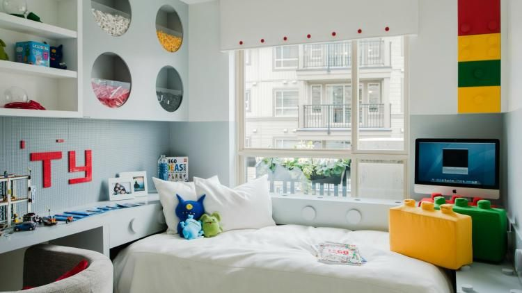 Try These Cute Kidu0027s Room Ideas Inspired By Bedrooms From TV Shows
