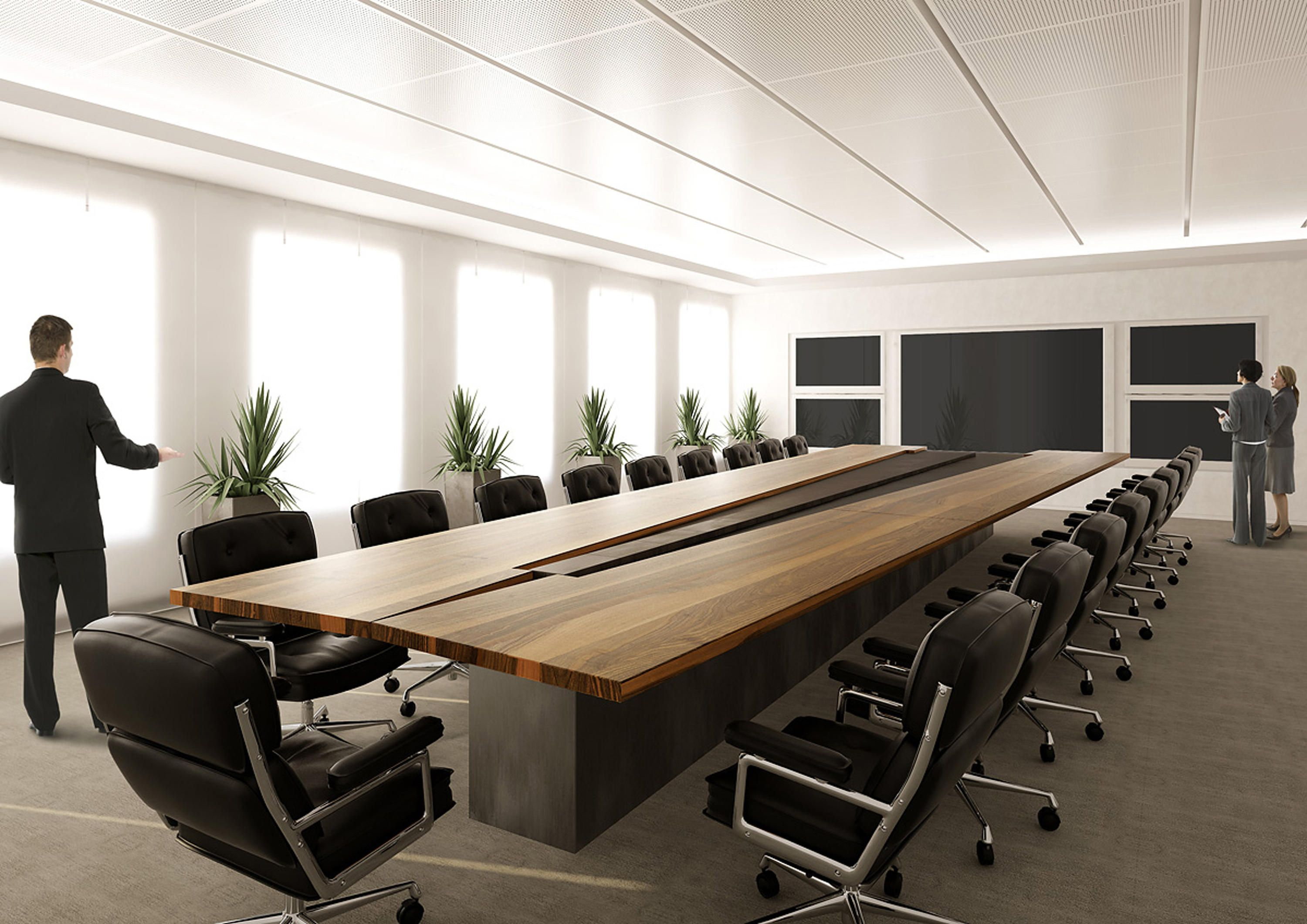 Corporate office tables - Tix Conference By Zoom By Mobimex Conference Tables