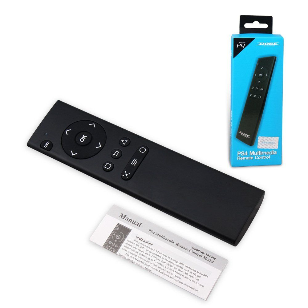 SUNKY PS4 / PS4 Slim Pro Multimedia Remote Control 2.4Ghz